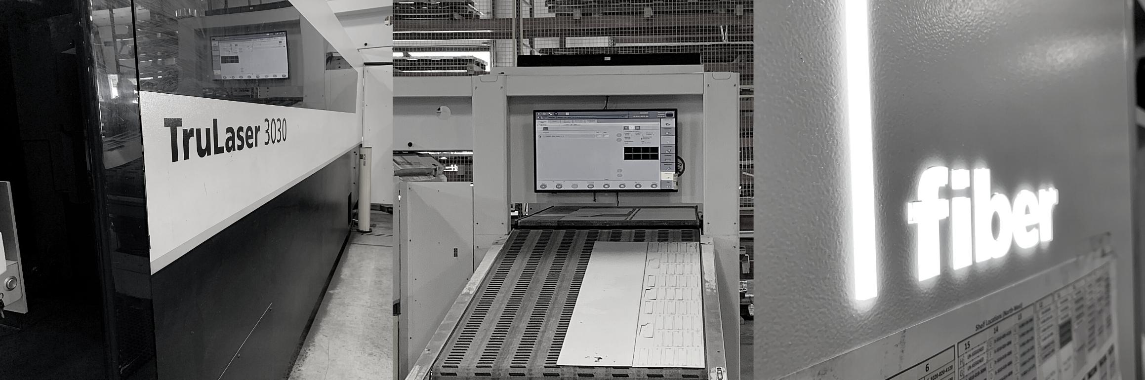 Dane MFG - Laser Cutting Subpage Header